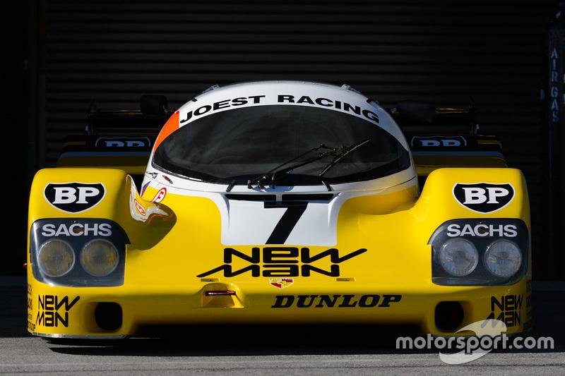 NewMan & Joest Racing / Porsche