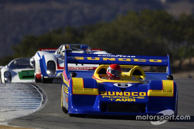 Sunoco и Porsche