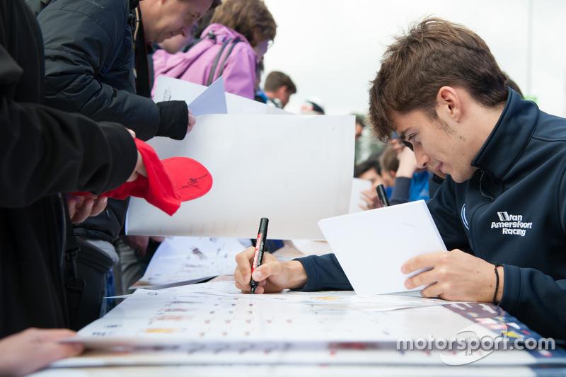 Чарльз Леклерк, Van Amersfoort Racing Dallara F312 Volkswagen