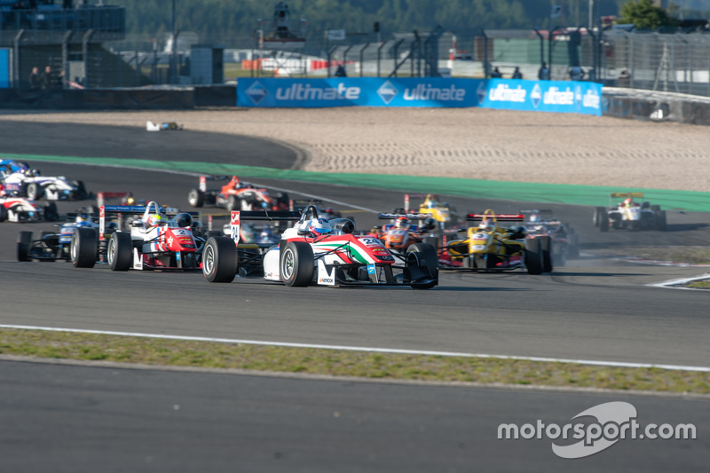 Нік Кессіді, Prema Powerteam Dallara F312 Mercedes-Benz
