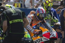 Dani Pedrosa, Repsol Honda Team sulla griglia di partenza