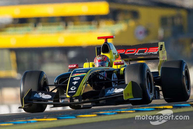 Le Mans - Yu Kanamaru, Pons Racing