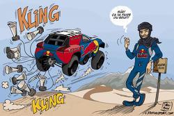 L'humeur de Cirebox - Sébastien Loeb au Dakar!