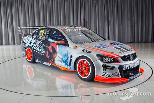 Livrea Star Wars/Holden Racing Team
