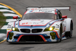 #25 BMW Team RLL BMW Z4 GTE: Bill Auberlen, Дірк Вернер, Augusto Farfus