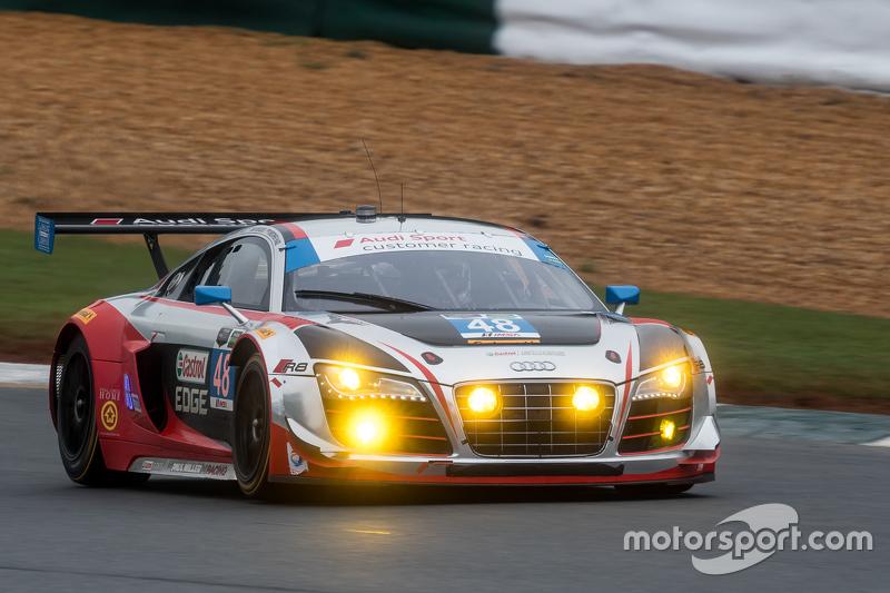 #48 Paul Miller Racing Audi R8 LMS: Крістофер Гаазе, Dion von Moltke, Bryce Miller