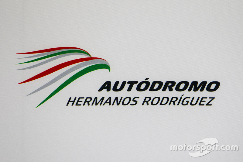 Logo do Autódromo Hermanos Rodríguez