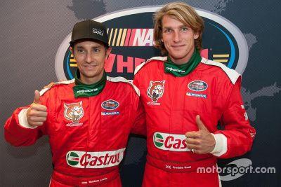 Lauda/Hunt anuncio del equipo