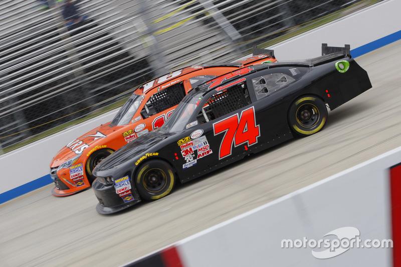 Майк Хармон та Даніель Суарез, Joe Gibbs Racing Toyota