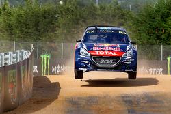 Тимми Хансен, Peugeot 208