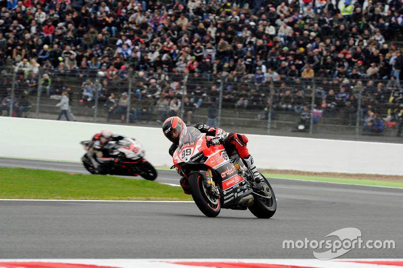 Luca Scassa, Ducati Team