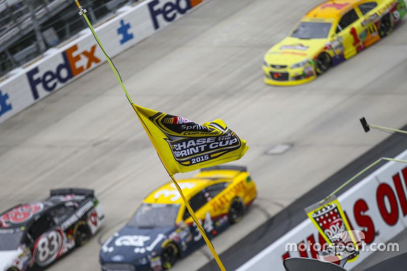 NASCAR прапор