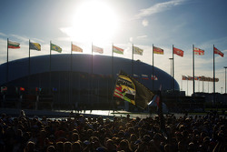 Atmosfera em Sochi