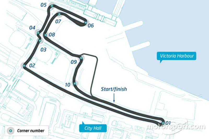 电动方程式锦标赛香港ePrix 10月9日