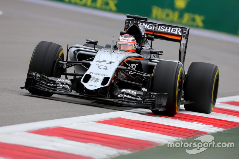 Ніко Хюлкенберг, Force India