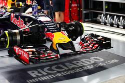 Машина Red Bull Racing RB11 Даниэля Риккардо, Red Bull Racing