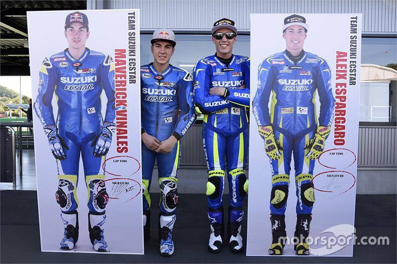 Маверік Віньялес, Алеїч Еспаргаро, Team Suzuki MotoGP
