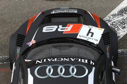 #4 Belgian Audi Club Team WRT Audi R8 LMS Ultra: James Nash, Frank Stippler