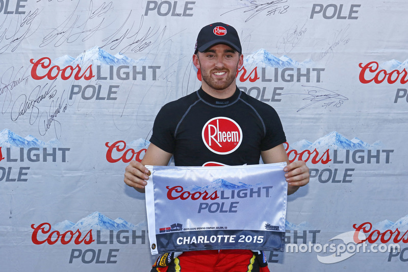 Polesitter Austin Dillion, Richard Childress Racing