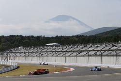 #26 G-Drive Racing Ligier JS P2: Роман Русинов, Жюльен Каналь, Сэм Берд