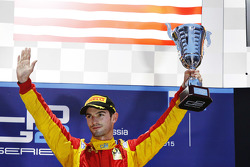 Le vainqueur Alexander Rossi, Racing Engineering