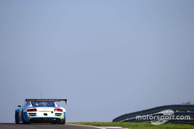 #74 ISR Audi R8 LMS ultra: Anders Fjordbach, Michael Markussen
