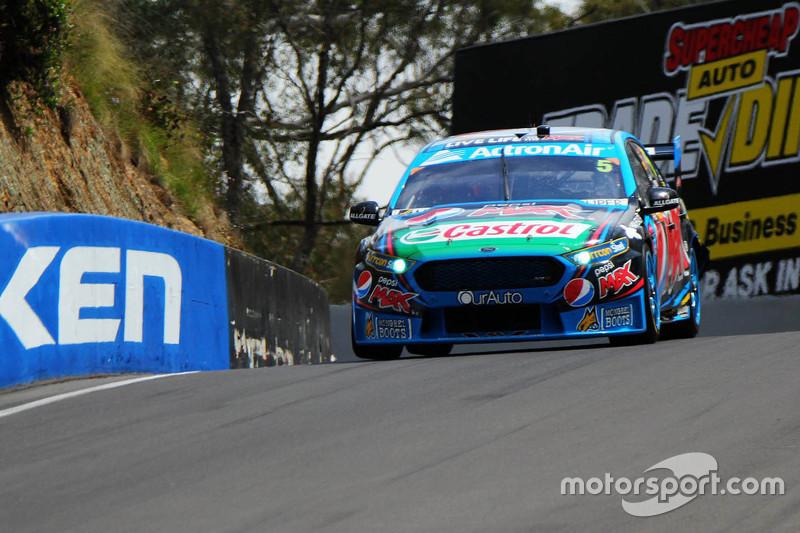 Mark Winterbottom und Steve Owen, Prodrive Racing Australia, Ford