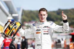 2015 champion Stoffel Vandoorne, ART Grand Prix