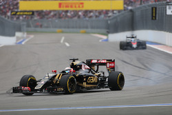 Ромен Грожан, Lotus F1 E23