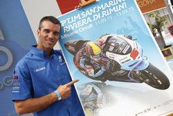 Alex de Angelis, Ioda Yarış Takımı
