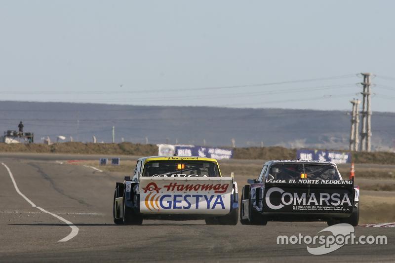 Omar Martinez, Martinez Competicion Ford, Camilo Echevarria, Coiro Dole Racing Torino