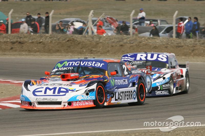 Крістіан Ледесма, Jet Racing Chevrolet, Габріель Понсе де Леон, Ponce de Leon Competicion Ford