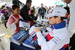 Ентоні Девідсон, Toyota Racing