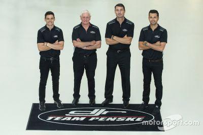 Fabian Coulthard DJR Takım Penske duyurusu