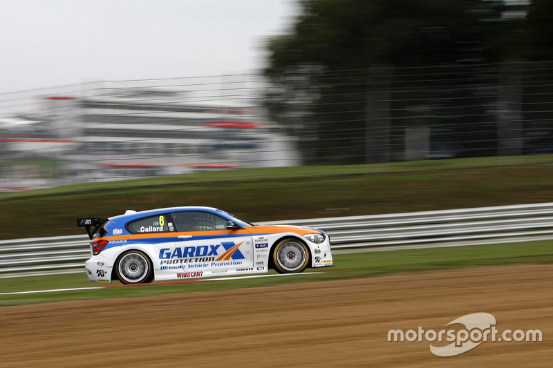 Rob Collard, Team JCT600 with GardX BMW 125i MSport