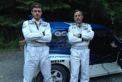 Group B, il film: Richard Madden e Michael Smiley sul set