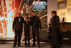 JK Tyre prize ceremony