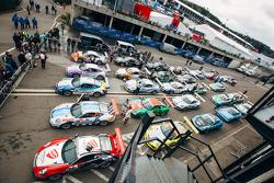 Carrera Cup Inggris: Spa