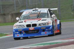BMW M3 E46 #1 Paolo Meloni, Massimiliano Tresoldi, W & D Racing Team