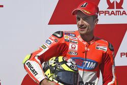 Seconda posizione in qualifica per Andrea Iannone, Ducati Team