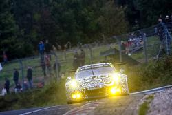#911 Porsche Team Porsche 911 GT3 R: Nick Tandy, Frédéric Makowiecki