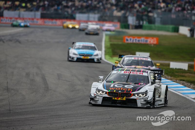 Марко Віттман , BMW Team RMG BMW M4 DTM