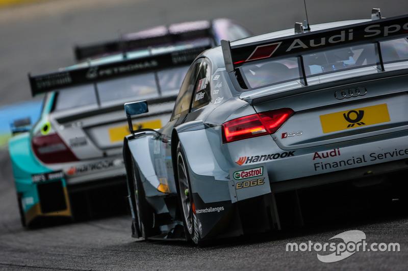Ніко Мюллер , Audi Sport Team Rosberg Audi RS 5 DTM
