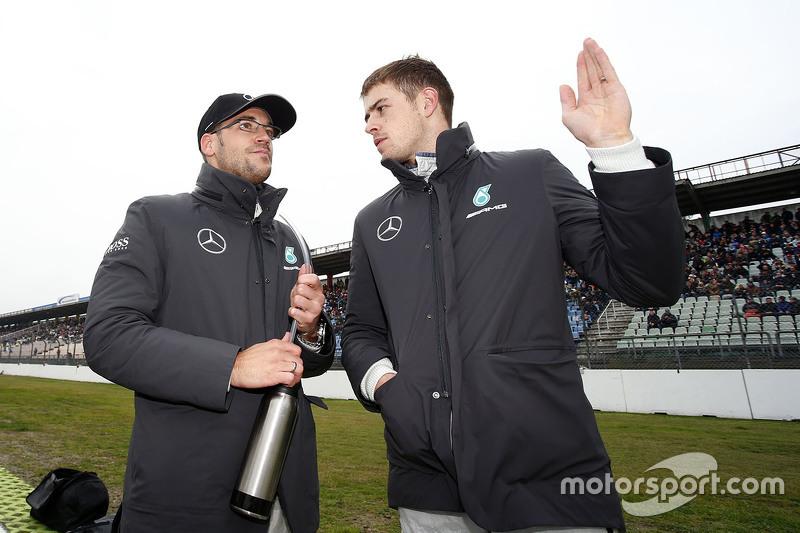 Maximilian Götz, Mücke Motorsport, Paul di Resta, HWA AG