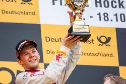 Второе место - Матииас Экстрем, Audi Sport Team Abt Sportsline, Audi A5 DTM