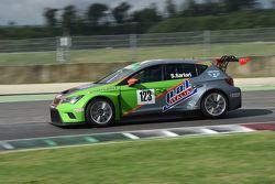 Simone Sartori, Dinamic, SEAT Leon Racer-TCR #123