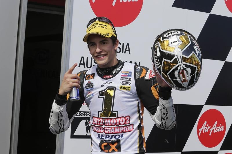 2012: Campeão da Moto2