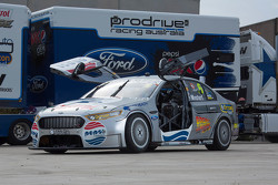 Livery Back to the Future untuk Prodrive Racing