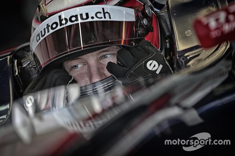 Кевін Йорг, Arden Motorsport