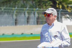Charlie Whiting, Director de Carrera y Seguridad de FORMULA 1